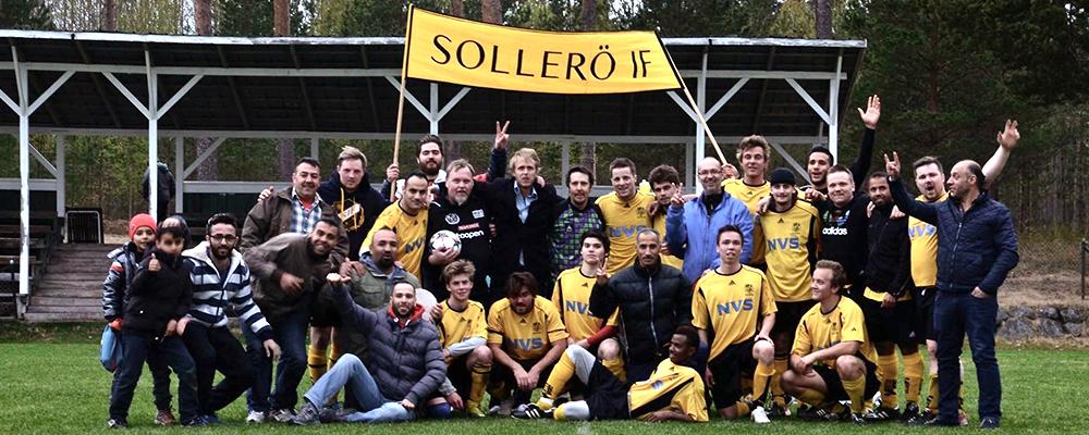 Fotboll Sollerö IF